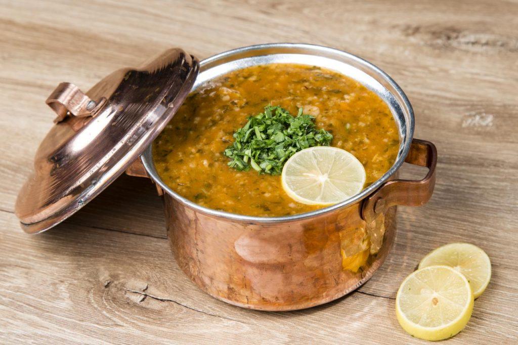 سوپ روز رستوران مسین